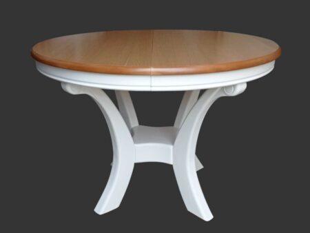 Дизайнерска разтегателна маса Гранд Изида кръгла