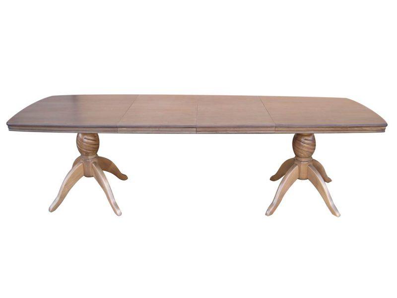 Трапезна маса Карина, правоъгълна, разтегателна
